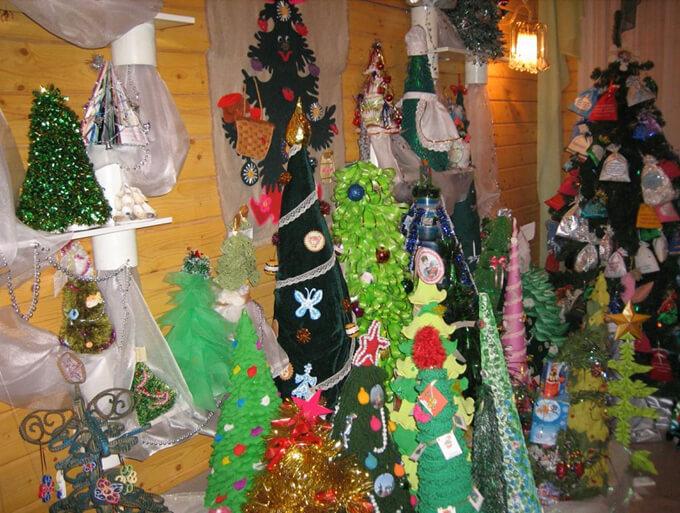 Музей новогодней игрушки
