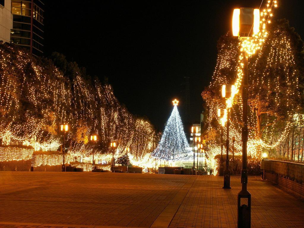 Новый год в Калининграде