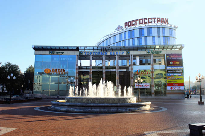 Clever Citycenter, Калининград