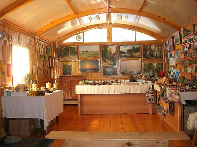 Музей Н. Рериха на Алтае