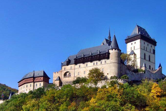 Отели городов Чехии